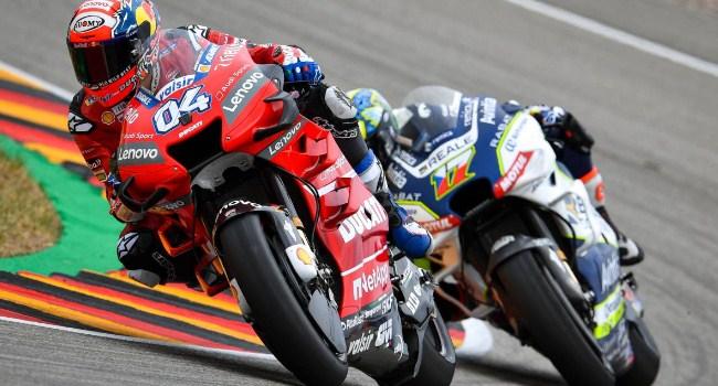 Dovi ke Ducati: Mending Menyerah Kejar Marquez