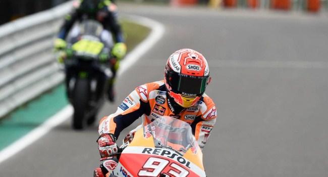 Repsol Honda: Rossi Hebat, Tapi Marquez Akan Melewatinya