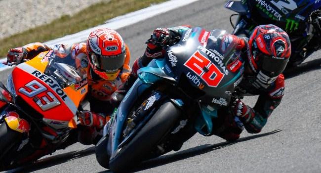 Marquez: Quartararo Tunjukkan Potensi Sebenarnya Yamaha