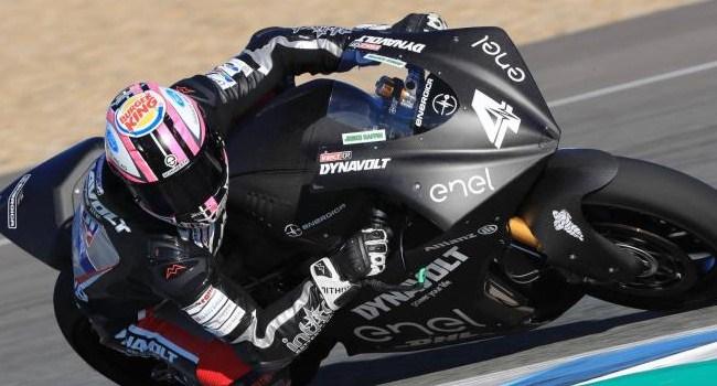 Hasil Lengkap Latihan Bebas 1 MotoE Sachsenring, Jerman 2019