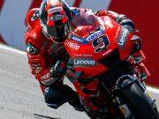 Resmi! Petrucci Perpanjang Kontrak dengan Ducati