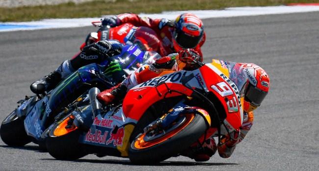Vinales dan Quartararo Bisa Bantu Marquez Juara Dunia