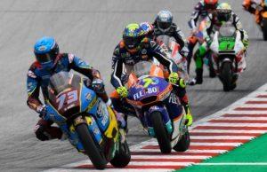 Klasemen Sementara Moto2 usai GP Austria 2019