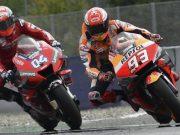Kalah Duel Lagi, Marquez: Dovi Permainkan Saya