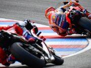 MotoGP Ceko: Dovi Kecewa Gagal Kejar Marquez