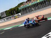 Marquez Marah Kalah Lagi di Tikungan Akhir