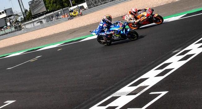 Marquez Ingin Ubah Tikungan Akhir Silverstone