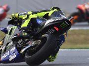 MotoGP Ceko: Start Kejutuh, Rossi Tak Seberani Marquez