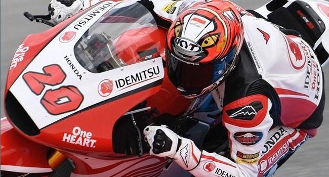 Dimas Ekky Belum Pasti Tampil di Moto2 Austria