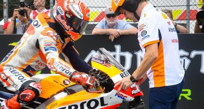Dovi: Marquez Bikin Semua Rider Lain Kesusahan
