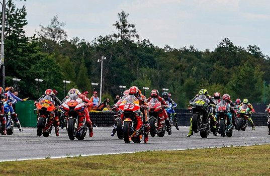 Jadwal Race MotoGP Austria 2019