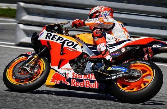 Kenapa Hanya Marquez Cepat Pakai Honda?