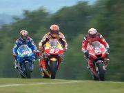 MotoGP Ceko: Sempat Cekcok, Akhirnya Marquez-Rins Damai