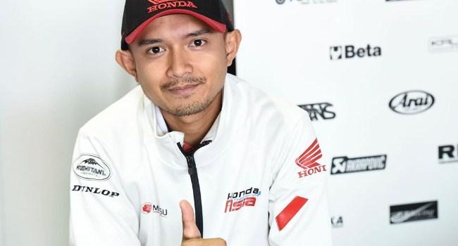 Honda: Dimas Ekky Lewatkan Moto2 Austria dan Inggris
