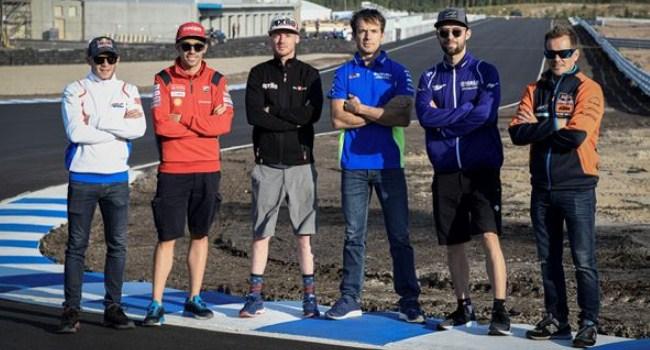 Hari Ini MotoGP Resmi Jajal Sirkuit Baru KymiRing di Finlandia