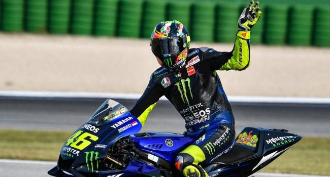 Rossi: Saya Sekarang Lebih Optimis