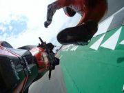Cara Kerja Airbag Selamatkan Dovi-Quartararo dari Crash Silverstone