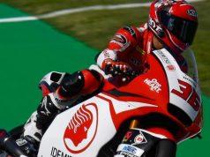 Debut Moto2 Dimas Ekky vs Andi Gilang, Siapa Lebih Baik?