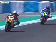 Race CEV Repsol Moto2 Spanyol: Pons Menang, Gerry Finis 9