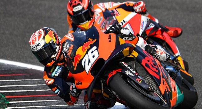 Pakai Motor Zarco, Pedrosa Langsung Jadi KTM Tercepat