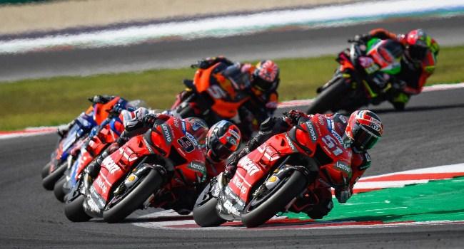 Jadwal Race MotoGP Aragon 2019