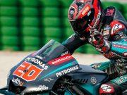 Petronas Incar Kemenangan Perdana Satelit Yamaha