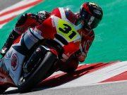 Kualifikasi CEV Repsol Moto2 Spanyol: Garzo Pole, Gerry Start 13