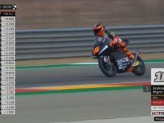 Hasil Latihan Bebas 2 Moto3 Aragon 2019