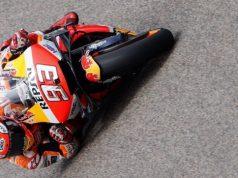 Honda Juga Heran Kenapa Marquez Bisa Rebah 66 Derajat