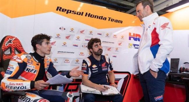 Bos Marquez: Menang Satu-satunya Cara Jadi Juara Dunia