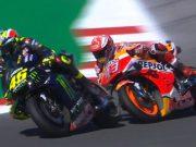 Bentrok di Kualifikasi, Lorenzo Malah Bela Rossi