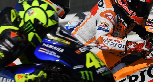 Rossi: Saya Masih Lebih Baik dari Marquez