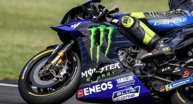 Yamaha Bangun Motor Super Untuk Rossi 2020