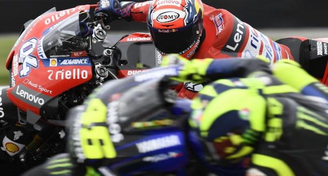 Dovi Ungkap Yang Membedakan Rossi dari Marquez
