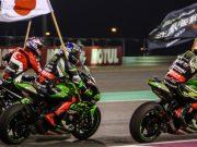 Hasil Race 1 WorldSBK Qatar: Rea Menang, Bautista 4
