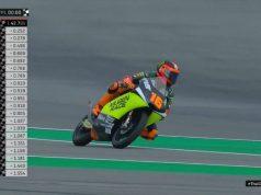 Hasil Latihan Bebas 1 Moto3 Thailand 2019