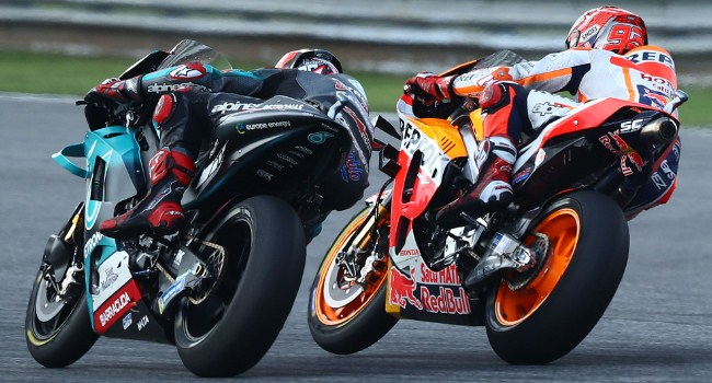 Marquez: Quartararo Geber Yamaha Seperti Lorenzo