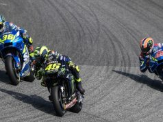 Masalah Ban Hambat Rossi di MotoGP Thailand