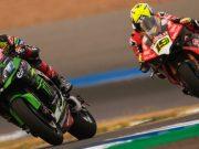 Rea Tantang Marquez Balapan di Superbike