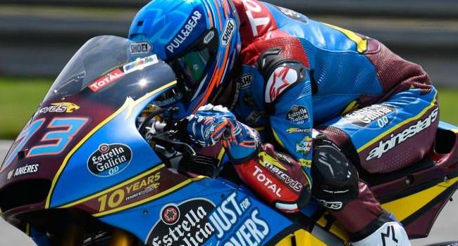 Klasemen Sementara Moto2 Usai GP Thailand 2019