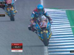 Hasil Kualifikasi Moto2 Thailand 2019