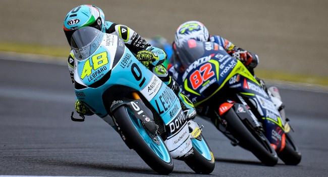 Klasemen Sementara Moto3 Usai GP Jepang 2019