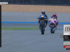 Hasil Race Moto2 Thailand 2019