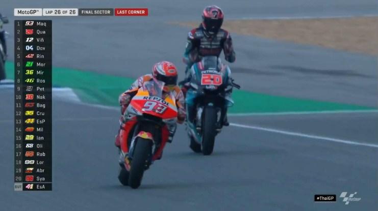 Resmi! Marc Marquez Juara Dunia MotoGP 2019
