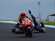Bos Repsol Honda: Marquez Pantang Menyerah