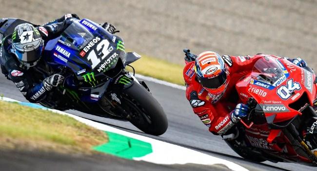 Duet Vinales-Lorenzo Perkuat Ducati 2021?