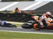 MotoGP Australia: Vinales Tak Tahu Penyebab Jatuh