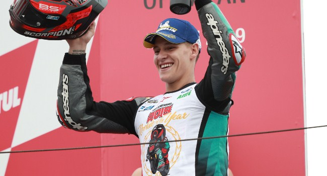 MotoGP Jepang: Quartararo Kunci Gelar Rookie of the Year