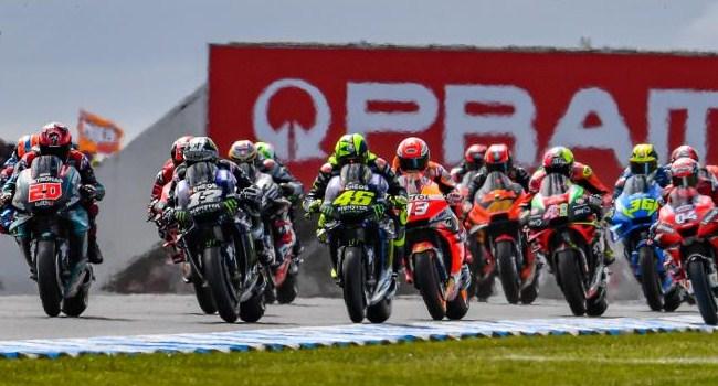 Jadwal Race MotoGP Malaysia 2019