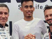 Syahrin Turun ke Moto2 2020 Bareng Angel Nieto Team